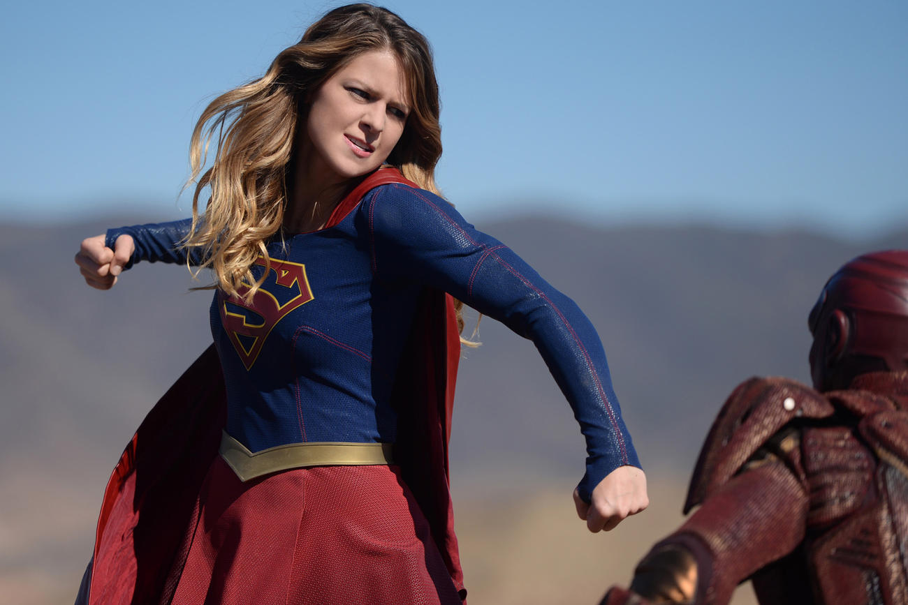 "A Defense of CBS' ""Supergirl"""
