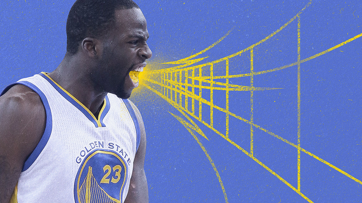 Oh Draymond! The Adventures of the NBA's Newest Antihero