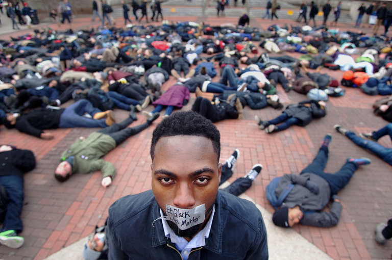 How You Can Get Involved with the #BlackLivesMatter Movement on Your Campus
