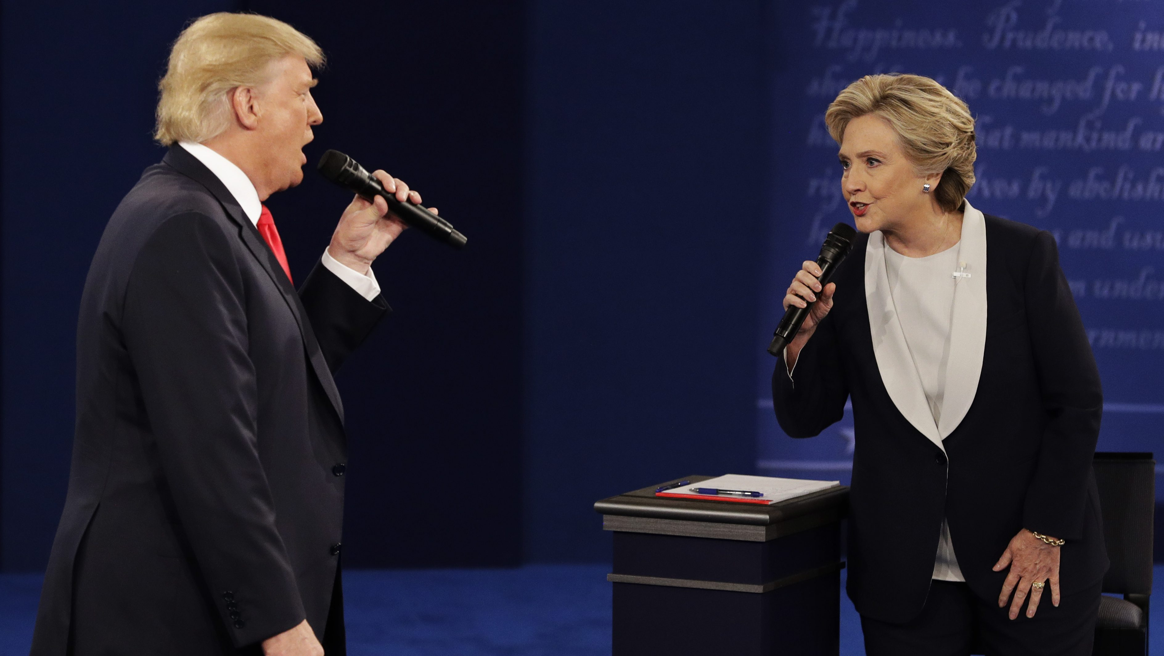 Four Reasons Why You Don't Need to Pay Attention to the Presidential Debates