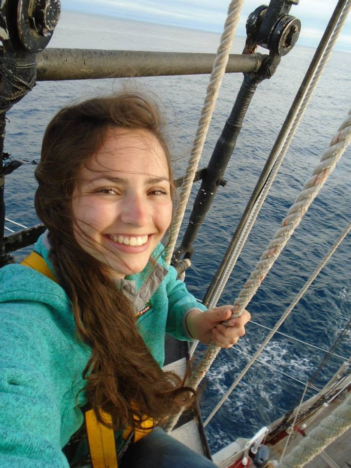 From Astrobiology to Neuroscience, Student Scientist Maria Kalambokidis Explores Frontiers