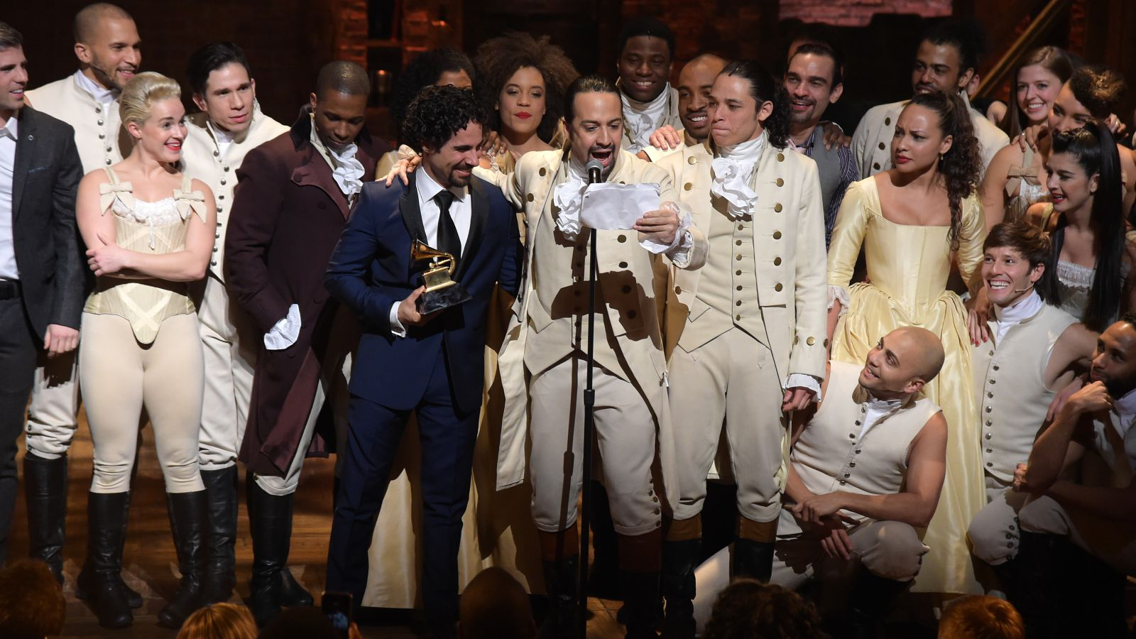 "The Success of Color-Conscious Casting in Broadway's ""Hamilton"""