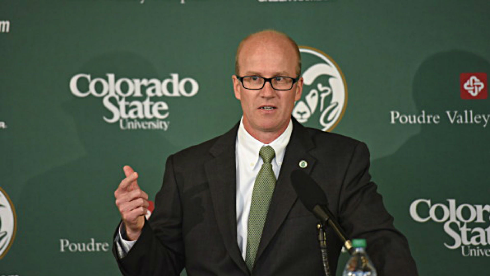 CSU's Athletic Director, Joe Parker, Talks Sports and Building the College Experience