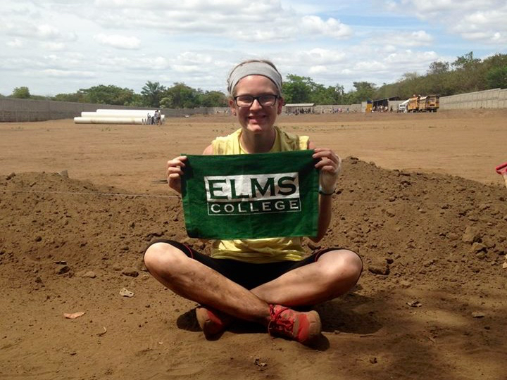 After volunteering to help bring water to remote areas of Nicaragua, Dibbern fell in love with the service and has devoted her future to providing medical aid to the impoverished.