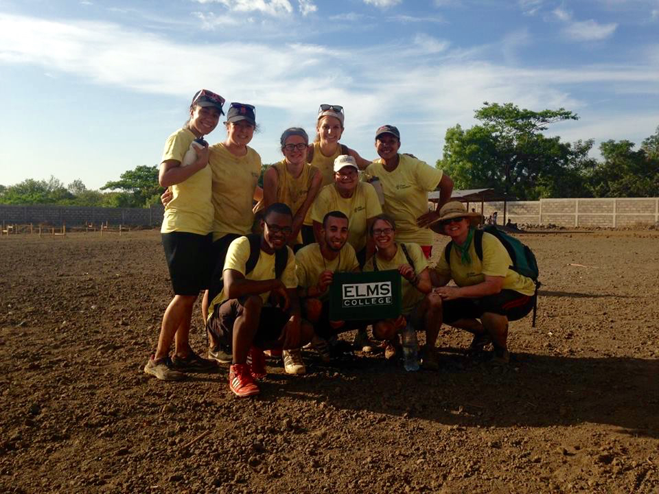 Sammie Dibbern, a Nursing Student at Elm's College, Is Changing Lives in Nicaragua