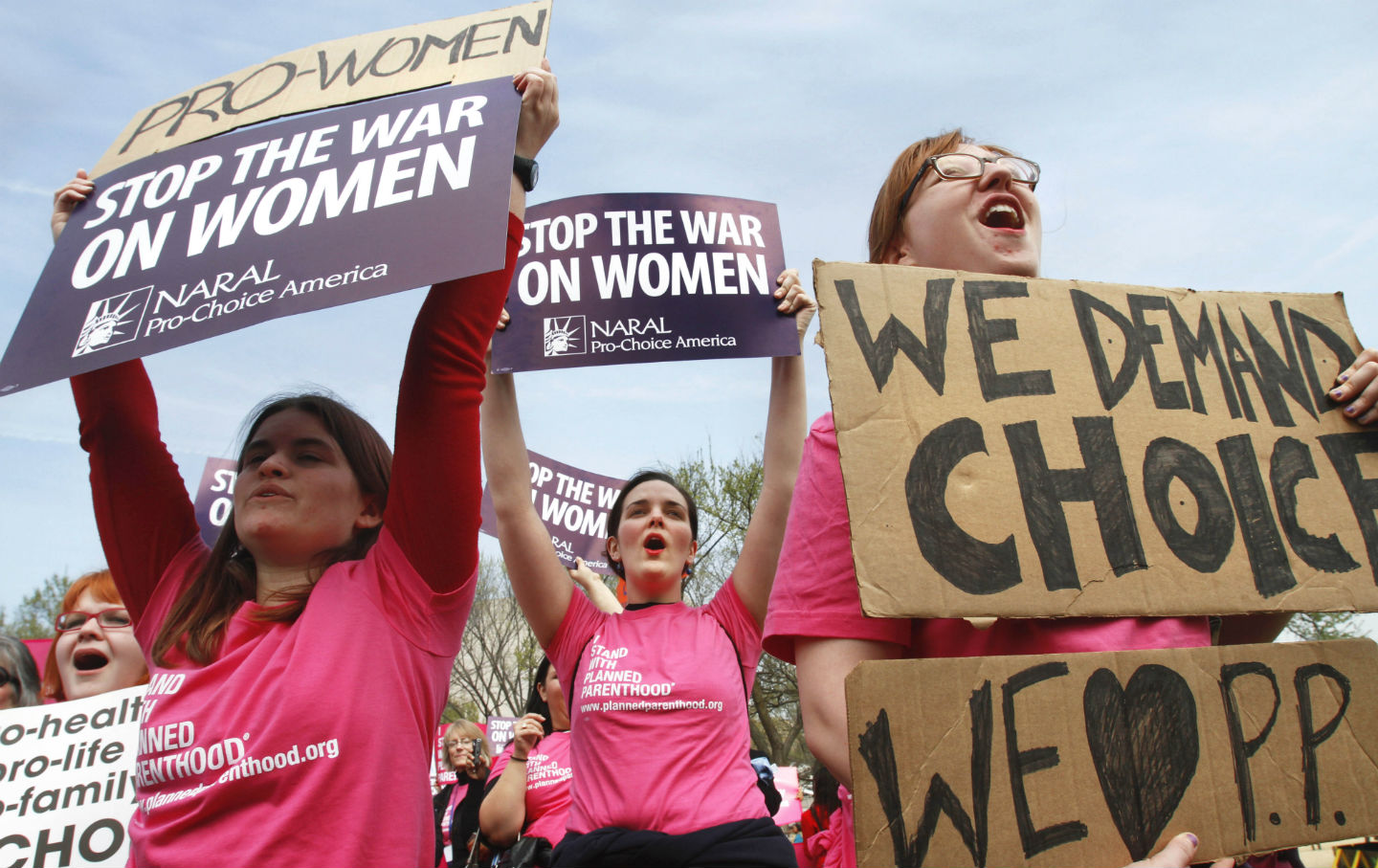 Women's March and Planned Parenthood: Marching Together Toward Better Health