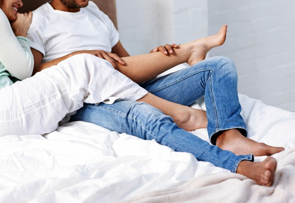 It Takes Two to Tango: What to Do When Your Sex Drives Don't Line Up