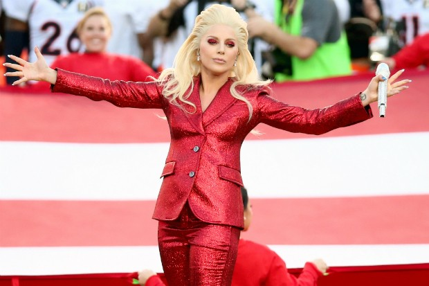 """No Brownie Points for Gaga or """"Political"""" Advertisements"""
