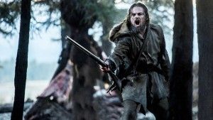 My Commute to School is 'The Revenant'