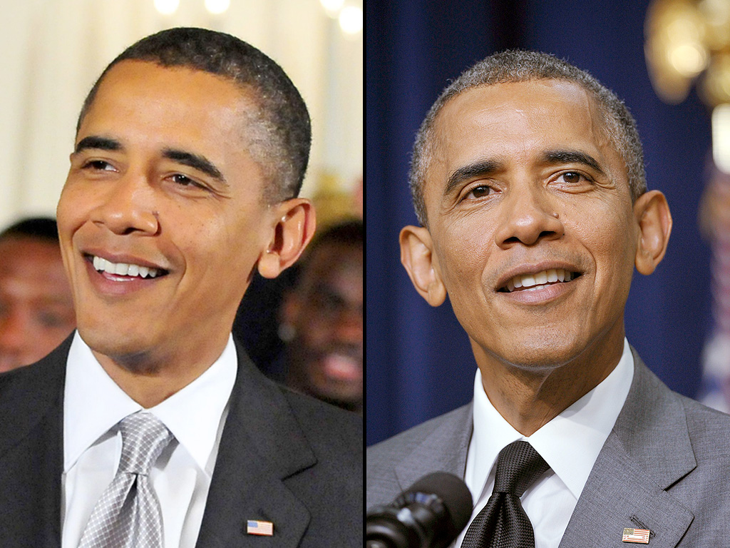 Freshman Year vs. Senior Year