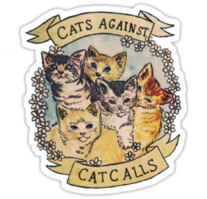 Catcallers vs. Cats