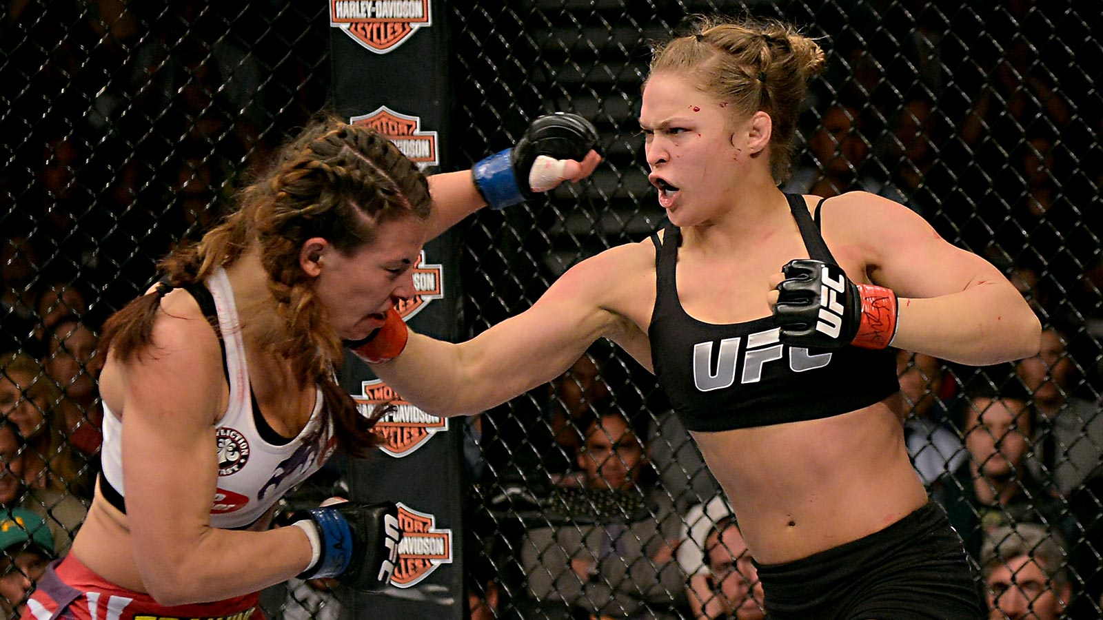 All the Important Female MMA Fighters not Named Ronda Rousey