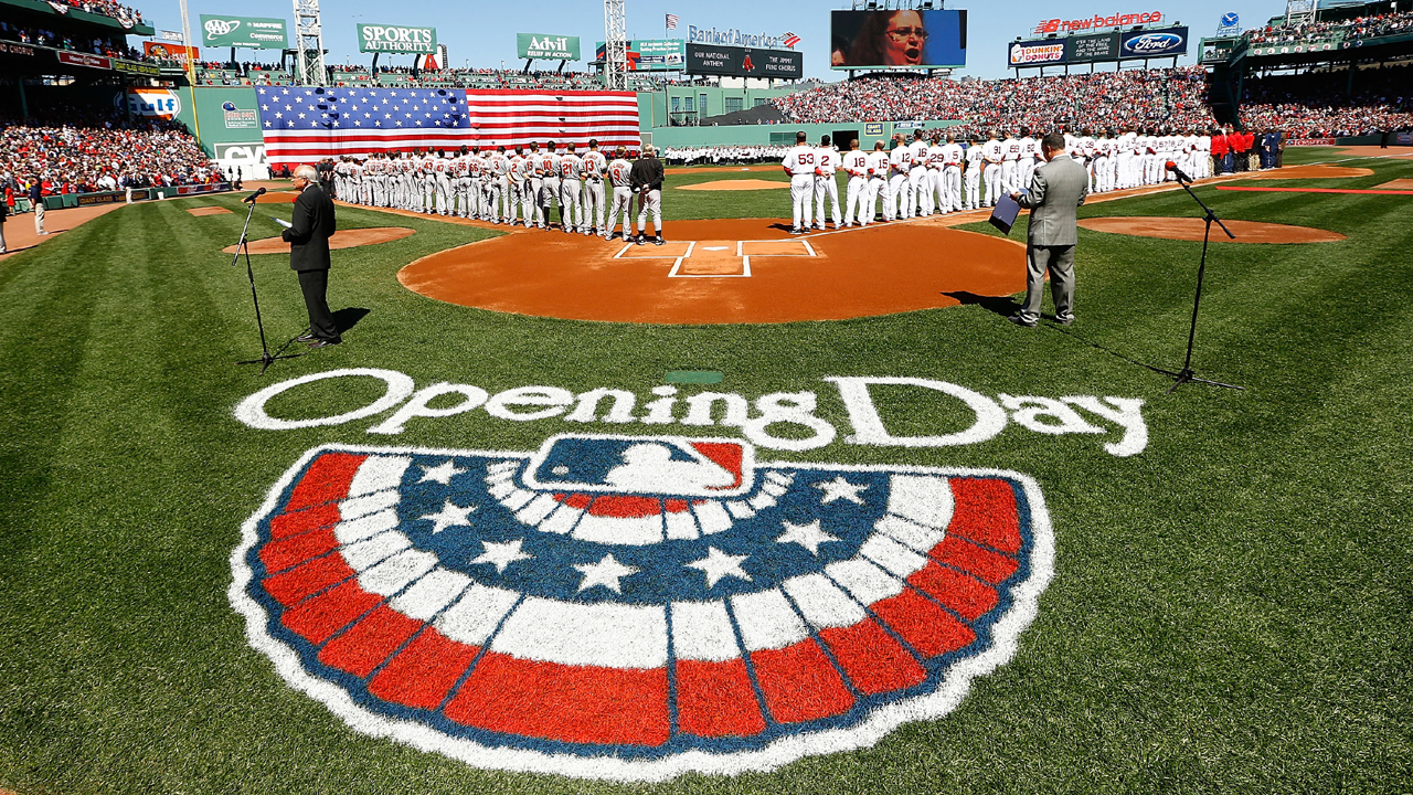 A College Student's Guide to Celebrating MLB Opening Day