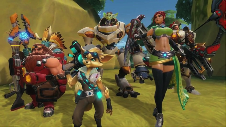 Reviewing 'Paladins: Champions of the Realm'