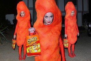Life as a Succession of Cheeto Varieties