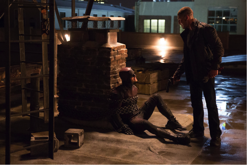 The 5 Best Moments of 'Daredevil's Second Season