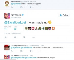 TayTweets Debacle: Proof of the Internet's Hopelessness