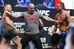 What the Hell is Going on in the UFC?