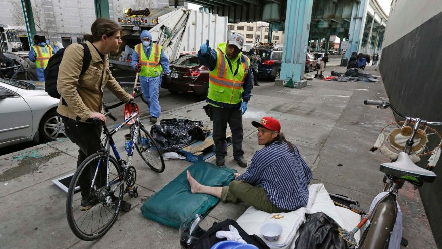 Why Does San Francisco Struggle to Help Its Homeless?