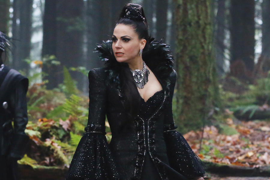 Regina Mills: B*tch Mayor of Storybrooke & Official 'Once Upon A Time' Punching Bag