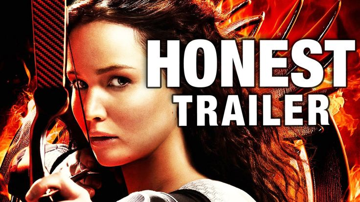 Honest Trailer for Hunger Games