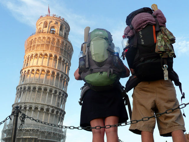 Backpacking Through Europe, But the Unromantic Parts