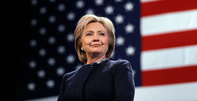 You Shouldn't Vote for Hillary Just Because She's a Woman, Right?