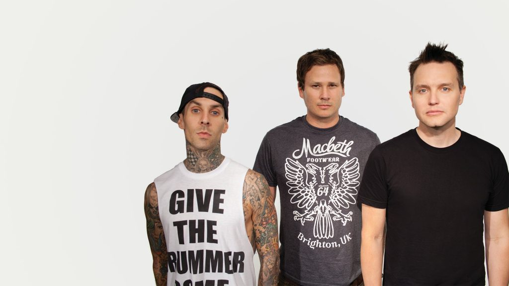 "blink-182's ""California"" Echoes With Delonge's Absence"