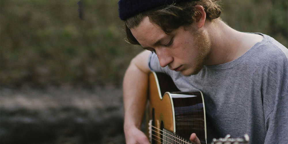 Meet Belmont Student and Songwriter Jack Van Cleaf