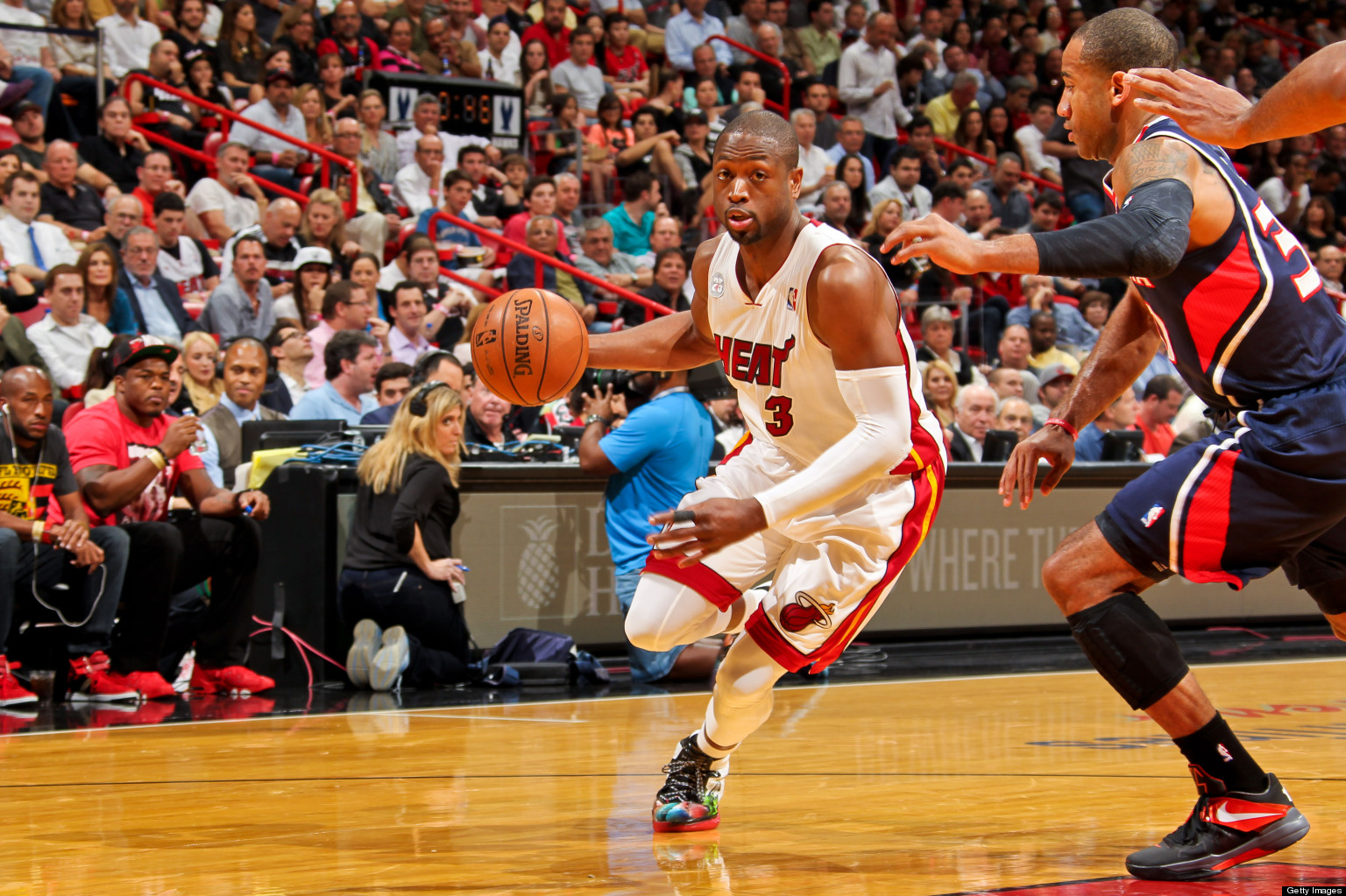 A Miamian's Tribute to Dwayne Wade