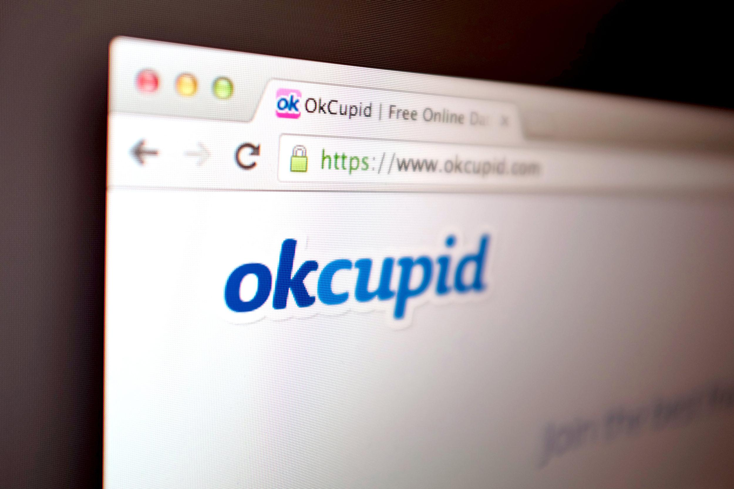Find someone on okcupid
