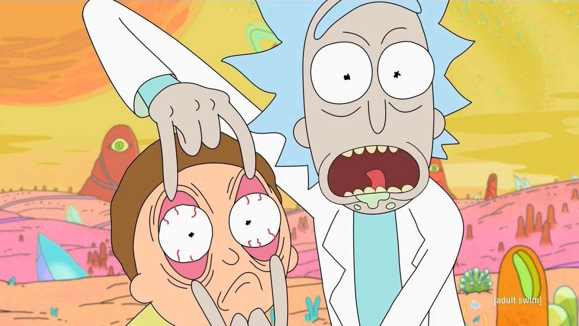 """The Philosophy of Absurdism in """"Rick and Morty"""""""