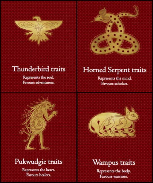 The Blatant Racism of JK Rowling's Ilvermorny Houses