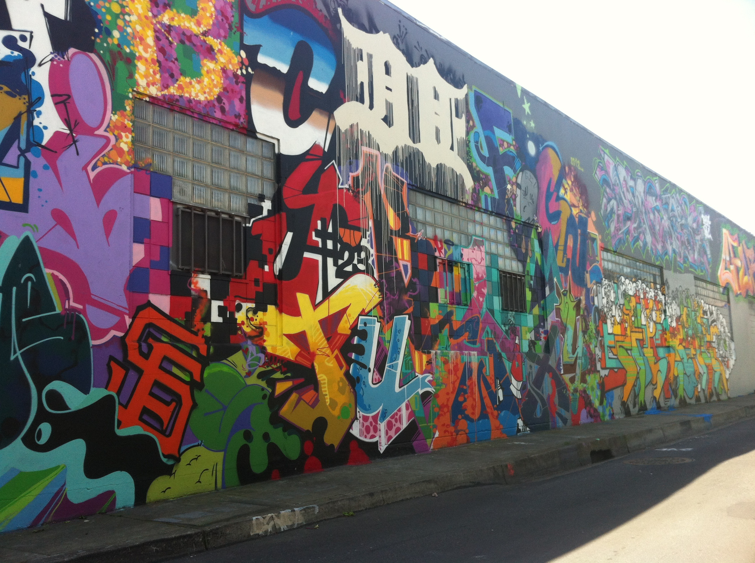 Off the Wall: Can Graffiti Live Within the Law?