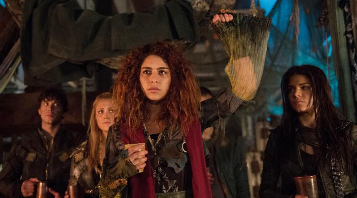 """The Ground Breaking Feminism in The CW's """"The 100"""""""