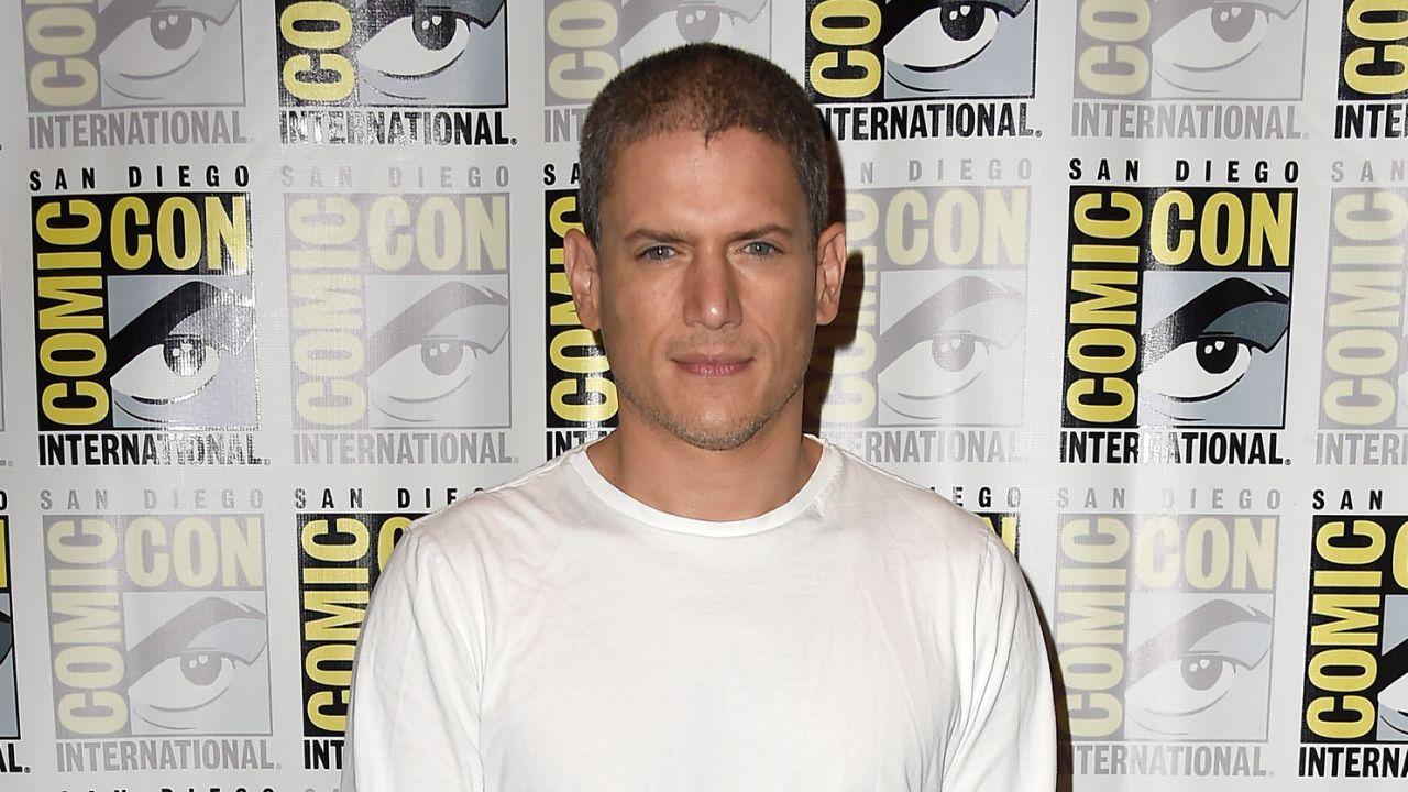 How Wentworth Miller Is Putting an End to the Stigma of Mental Illness