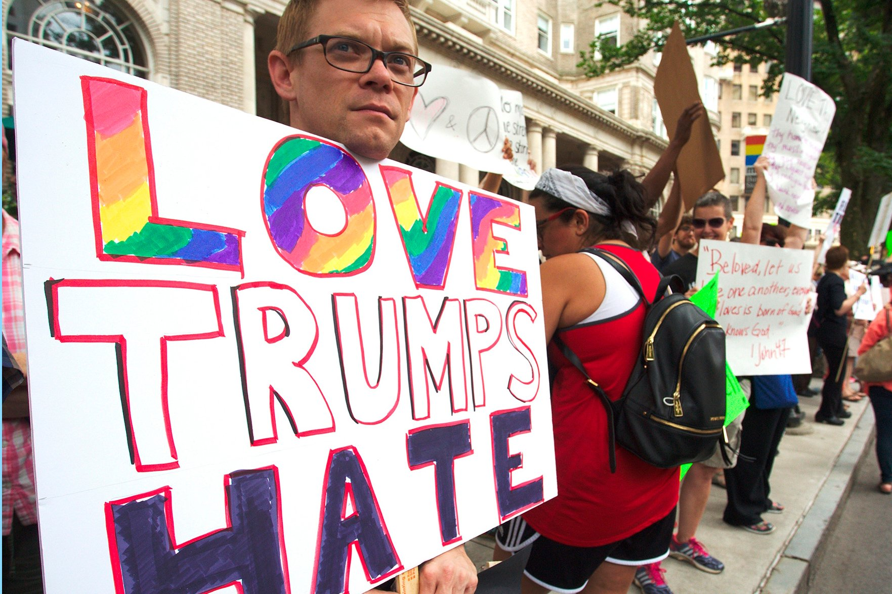 Where Queer Identities Will Find a Place in Trump's America