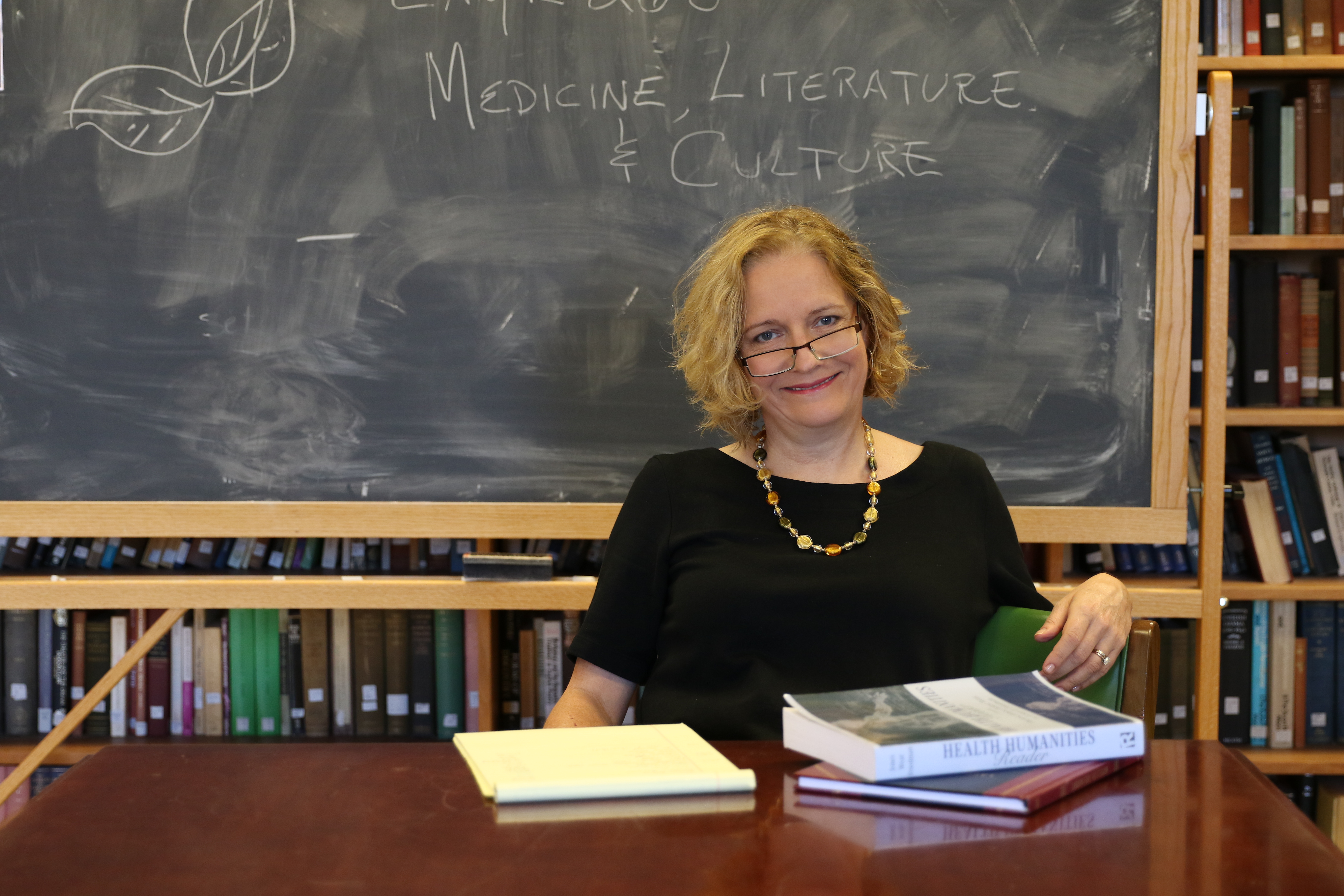 Jane Thraikill Is Making Medical Literature Great Again