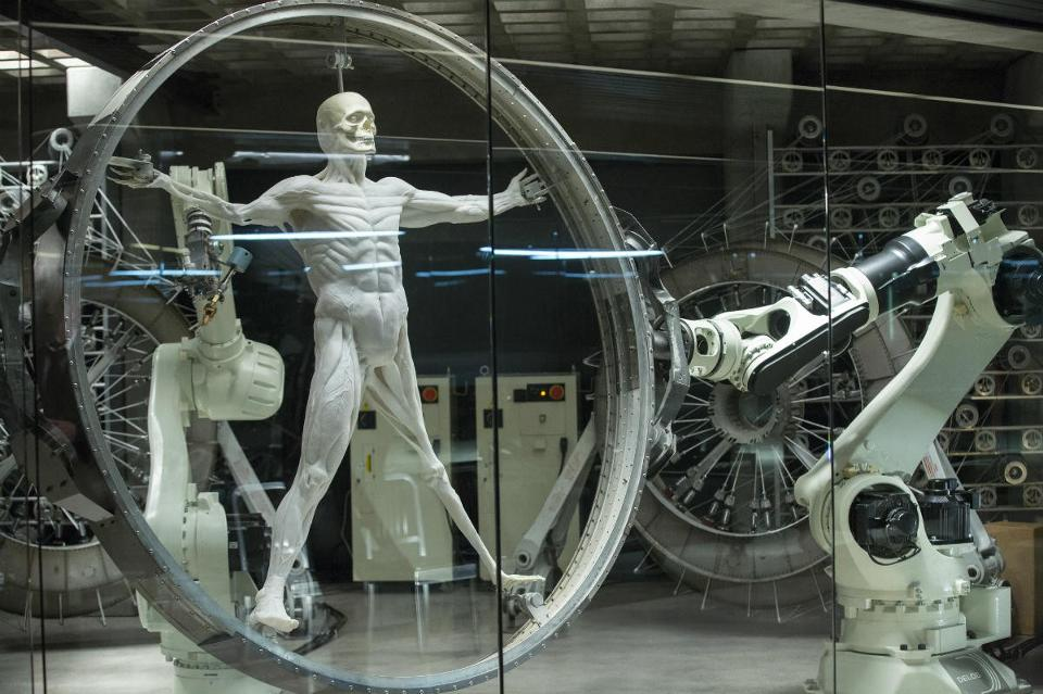 """HBO's """"Westworld"""" Examines Artificial Intelligence and the Final Frontier"""