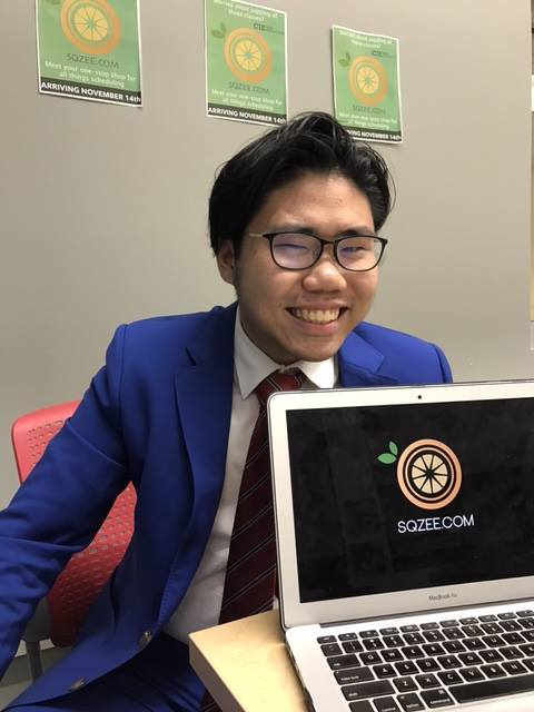 Software Engineer Yeng Tan Is Helping Students Sqzee the Most Out of College