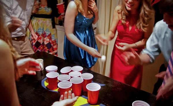 The Academic Case for Partying in College