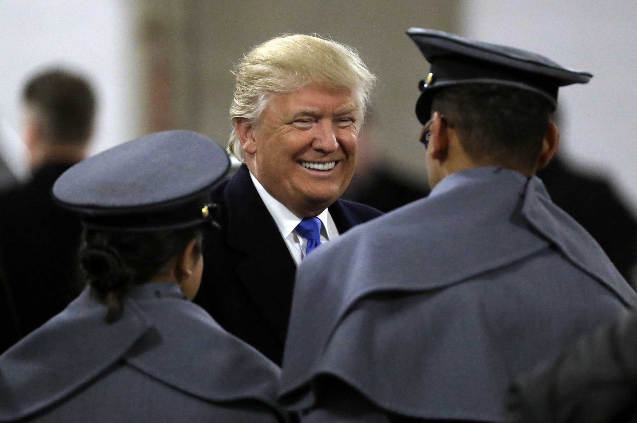 Speaking Loudly and Carrying a Big Stick: Trump's Military Increase Isn't Sustainable
