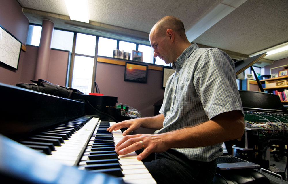 Meet the Man Who Invented the Hyperpiano