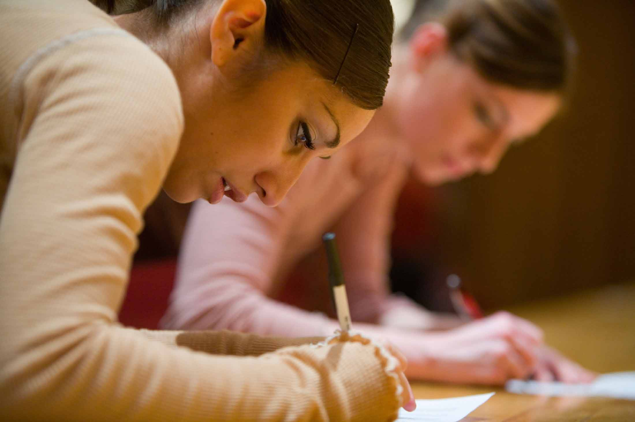 Why Can't College Students Write Well?