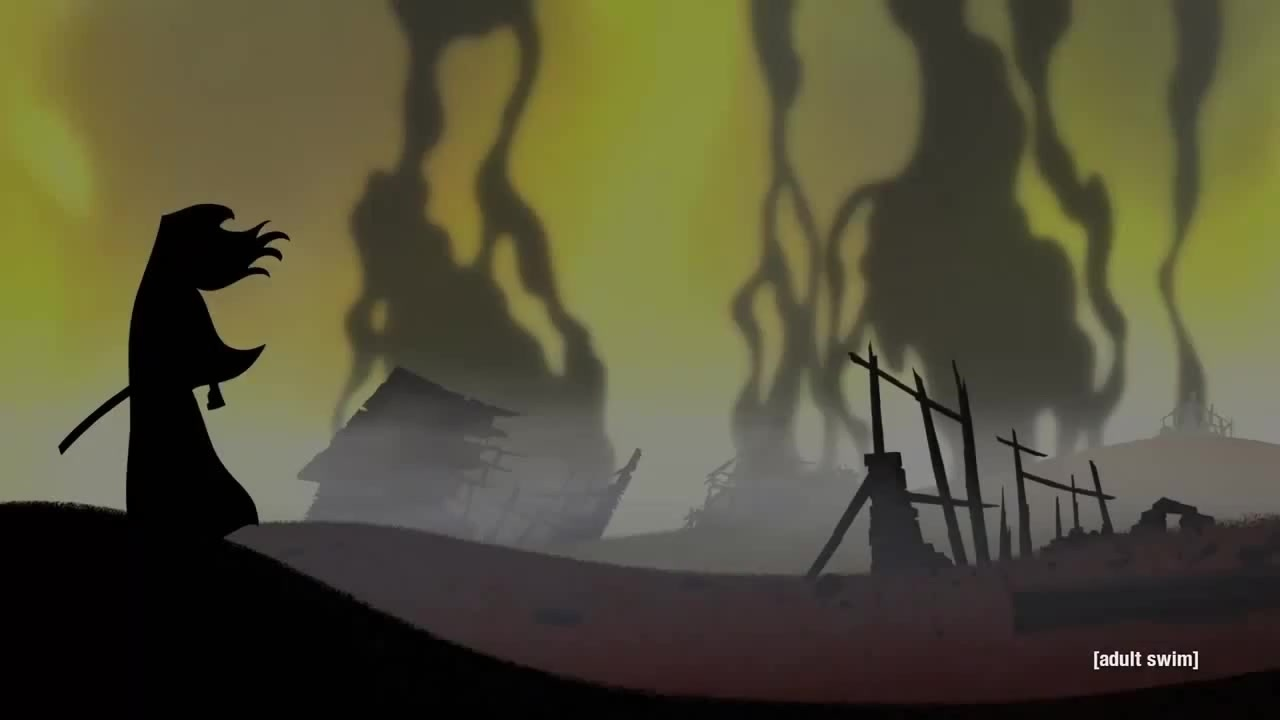 What 'Samurai Jack' Could Represent for Adult Animation's Future