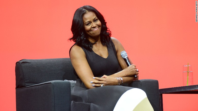 Michelle Obama's 'Let Girls Learn' Initiative Is the Latest Program Lost in a Trumpian Limbo