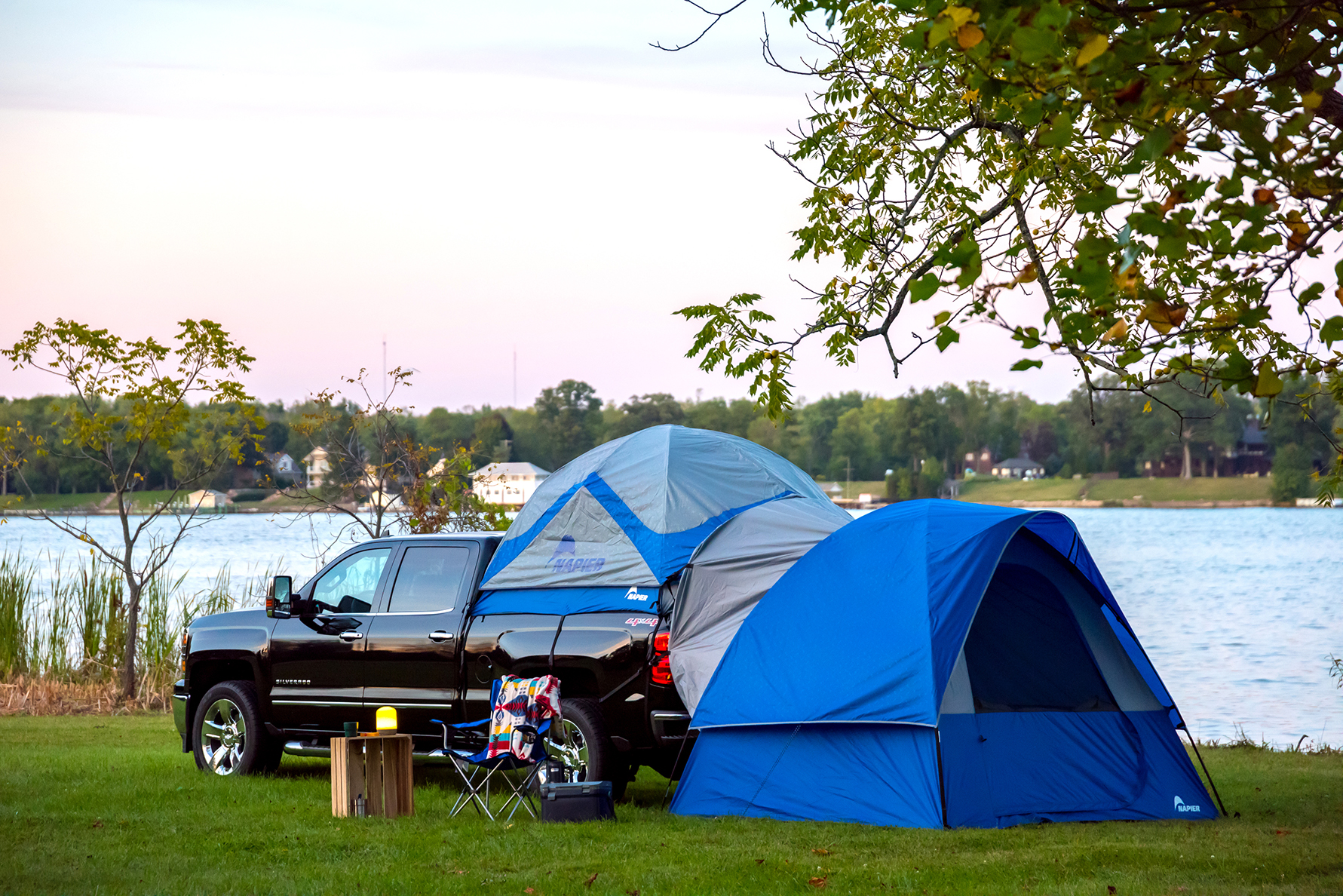 Camping Season: Connecting with the Earth