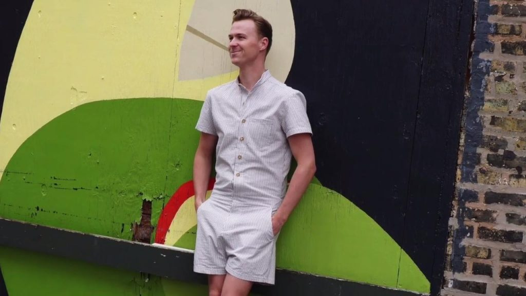 Do Real Men Wear Rompers?