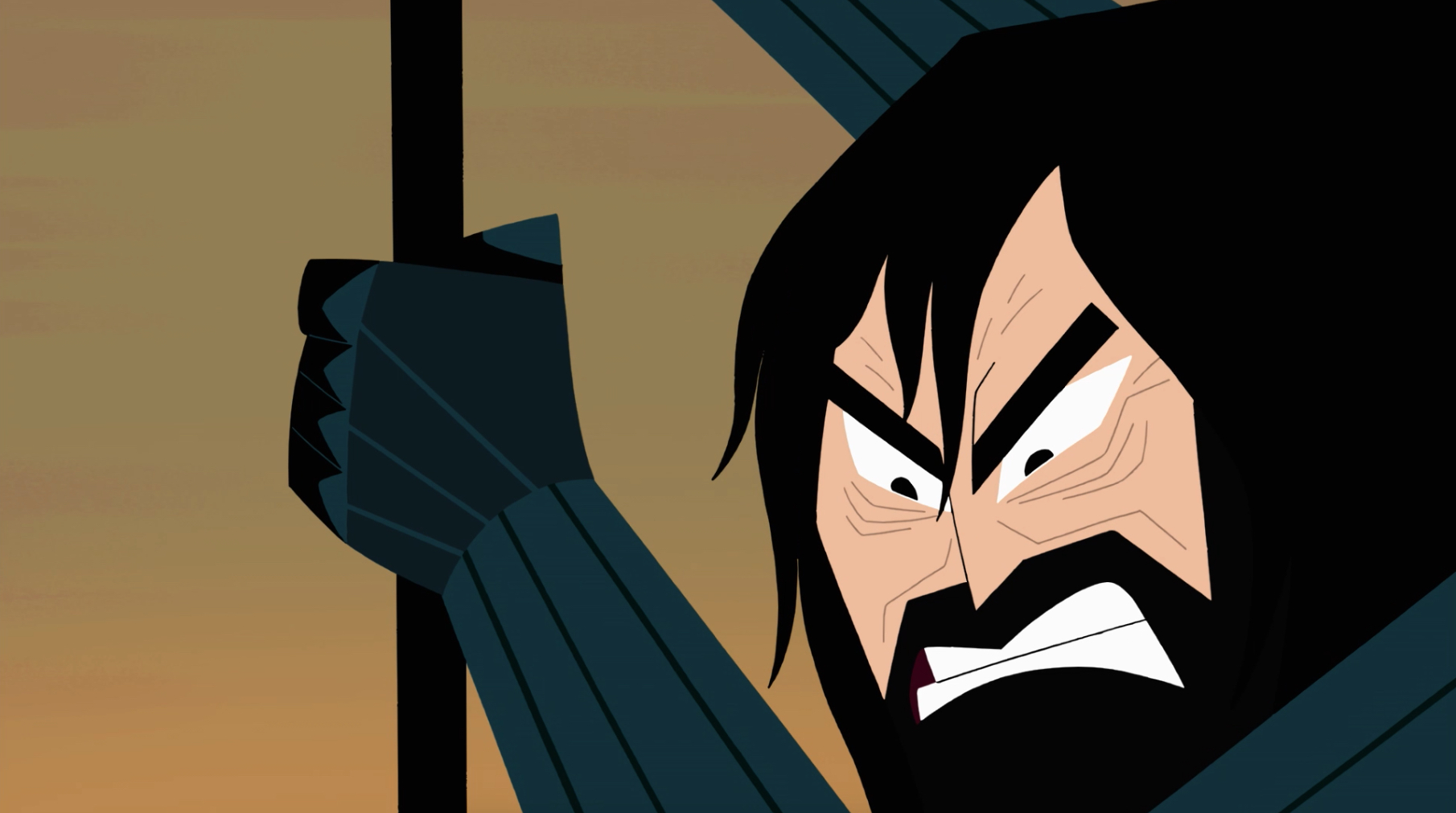 The Dark, Mature Reboot of 'Samurai Jack' Is Just What Fans Wanted