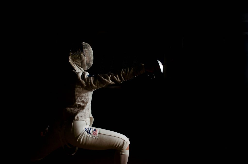 Francesca Russo 2020 Olympic Fencer